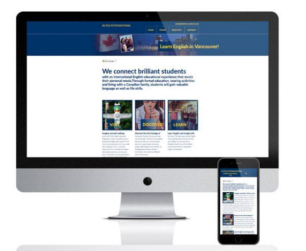 Altos International Website