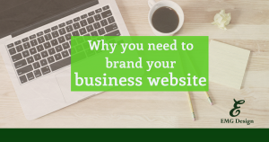 Why you should brand your website.