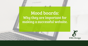 Moodboards: Why they are important for a successful website.