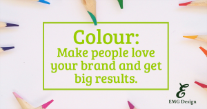 Colour psychology: Make people love your brand and get big results