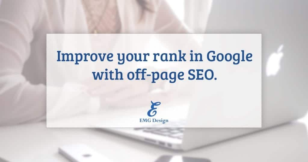 How to improve your ranking in Google with Off-page SEO